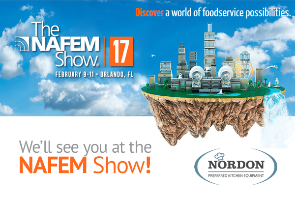 We'll See You at the NAFEM Show!