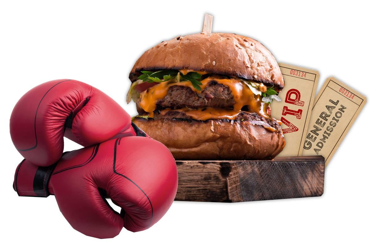 Nordon Sponsors 2018 Philadelphia Burger Brawl